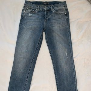 Level 99 cropped jeans new condition